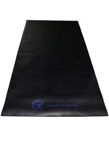 Treadmill Doctor Oversized Treadmill Mat for Home Fitness Equipment - 4' X 7.2'