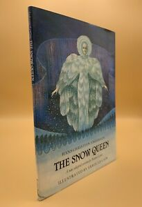 Hans Christian Anderson The Snow Queen Naomi Lewis Illustrated by Errol Le Cain