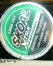 10 Empty Chewing Tobacco Can Tins Lot Snuff Skoal Craft Fishing Art