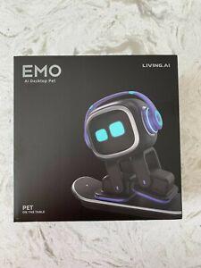 EMO Pet Robot Living AI Desktop Robot Robotics