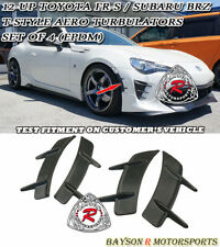 T-Style Aero Turbulator (EPDM) Fits 12-20 FR-S BRZ Toyota 86