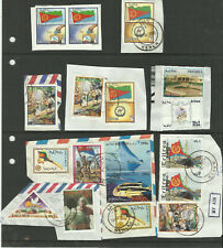Eritrea, 25 modern stamps on paper, good mix