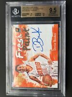 2015-16 Panini Court Kings Devin Booker Phoenix Suns RC ON CARD Auto BGS 9.5 💎