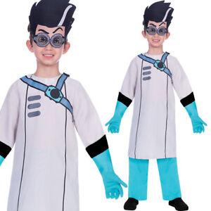 Romeo PJ Masks Costume Children's Fancy Dress