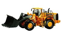 NEW RC construction equipment wheel loader 1/28 scale electric radio control EMS