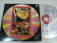Time Life Animaux de Amazone Mer Bering Rouge - Laserdisc Ld