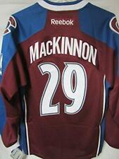Colorado Avalanche Mens Size S M or L Nathan MacKinnon #29 Premier Jersey