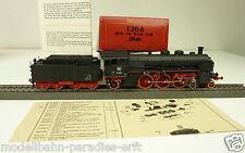 Rivarossi pista h0 1364 máquina de vapor br 18 528 de la DB en embalaje original (lz5408)