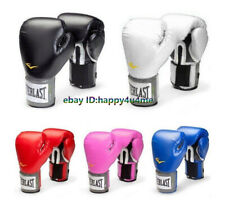 EVERLAST High Quality Boxing Glove Adult Unisex Sparring Gloves 10/12/14/16 OZ