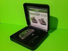 New ListingEscort Passport 8500 Radar Detector Original Box Great Condition