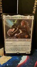 4x Foil Thalia, Guardian of Thraben #37 - NM - Secret Lair - MTG - Magic