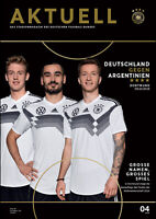 Länderspiel 09.10.2019 Deutschland - Argentinien in Dortmund