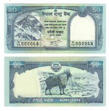 NEPAL 50 Rupees Banknote (2008) P-63 Paper Money UNC