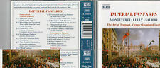 Imperial fanfares Monteverdi Lully Salieri The Art of Trumpet Leo. Leeb (BOX 26)
