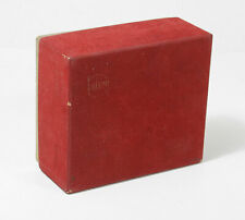BOLSEY BOX FOR BOLSEY C, RED FELT TOP/62180