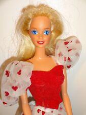 """""""Pretty Hearts Barbie"""" 1991 - mit Kleidung - 90er Jahre - vintage"""