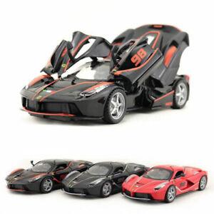 1:32 Ferrari FXX K Racing Car Model Diecast Gift Toy Vehicle Kids Sound Light