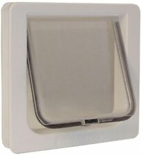 Ideal Pet 6.25 in. x 6.25 in. Small pet Flap Door with Plastic Frame (P1)