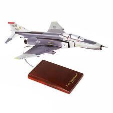USAF McDonnell Douglas F-4G Phantom Wild Weasel Desk Top 1/48 Model ES Airplane