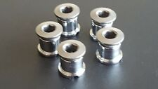 Shimano 105 Chainring Bolts (set of 5) Double Triple Ring Road Bike Chainset
