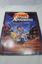Advanced D&D Oriental Adventures Blood of the Yakuza OA4