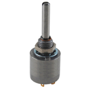 "NTE Electronics 501-0039 POT 2W 10K OHM 1//4/"" DIA SHAFT CARBON 10/% TOLERANCE"