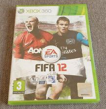 Microsoft Xbox 360 Game Fifa 12 Brand New Sealed