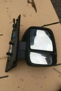 THIS IS EXPERT DISPATCH SCUDO 2.0 DRIVER SIDE FRONT DOOR MIRROR 2007 TO 2012