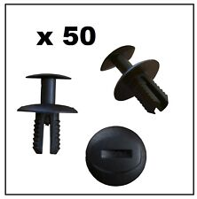 50 x MERCEDES Wheel Arch Lining and Rear Door Panel Trim Clips for SPRINTER VITO