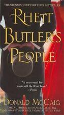 Rhett Butler's People by Donald Mccaig (2008, Paperback)