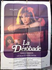 Cinema-affiche-    LA DEROBADE     -MIOU-MIOU-DANIEL DUVAL-FORMAT-120x160