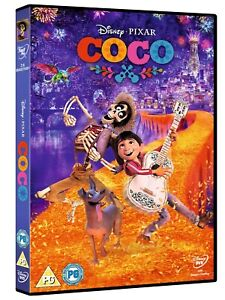 Coco (Disney,Pixar) [DVD]