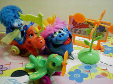 1969 Kiddles Upsy Downsy Baby SoHigh Playset plus Whizzer Miss Information Moose