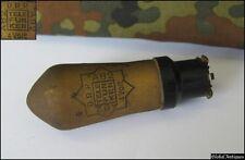 WWII GERMAN WEHRMACHT TELEFUNKEN RADIO GLASS TUBE AB2 - DRP