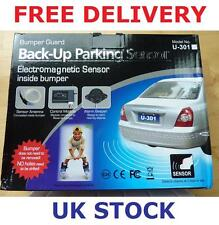 Electromagnetic Rear Car Auto Motor Parking Sensor Kit  NO DRILLS BEST PRICE !!!