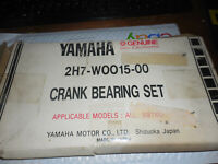 NOS Genuine Yamaha Crankshaft Bearing Blue FJ1100 FJ1200 XS1100 Legend Cars