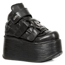 New Rock NR M.EP285 S4 Black - Boots, Neptuno, Marte, Women