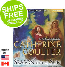 Season of the Sun Catherine Coulter (2012, CD Unabridged) Audio Book