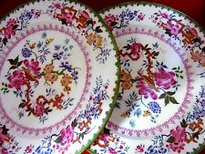 TIFFANY & Co. by MINTON DINNER PLATES  C.1910 ,PERFECT CONDITION
