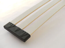 10er Paket NEUE Trio-Kappen zur Befestigung von Leisten im Lattenrost (8mmx25mm)