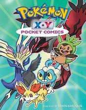 POKEMON XY POCKET COMICS VIZ MEDIA LLC 2016 MANGA