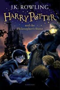 Harry Potter 1 and the Philosopher's Stone von Joanne K. Rowling (Taschenbuch)
