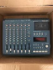 TASCAM 424MKIII Portastudio 4-Track Tape Recorder w/AC adapter