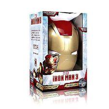 3D FX Deco LED Luce di notte casco della mascherina Iron Mandi avventure