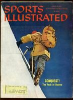 SI: Sports Illustrated August 29, 1960 Conquest! The Peak Of The Storms G