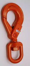 """Pewag Sicherheitslasthaken WLHBW 16-10 5/8"""" Y/B orange NEU"""
