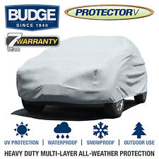 Budge Protector V SUV Cover Fits Ford Escape 2014 | Waterproof | Breathable