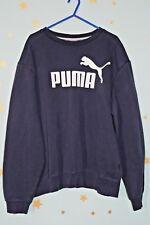 Puma 90s vintage sweatshirt  spelt out