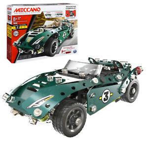 Meccano Roadster 5 in 1 Multi Model Pull Back