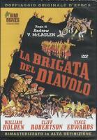 La brigata del diavolo (1968) DVD
